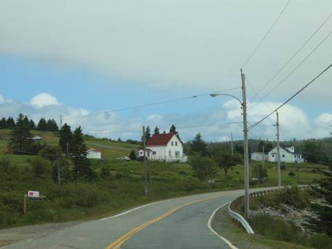 Road to Port Dufferin