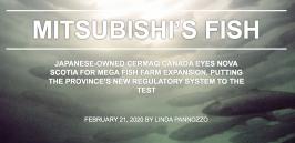 Mitsubishis fish